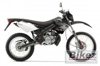 2009 Derbi Senda XRace 50 R photo