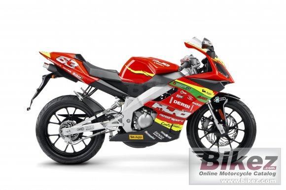 2009 Derbi GPR 50 Racing Replica Di Meglio