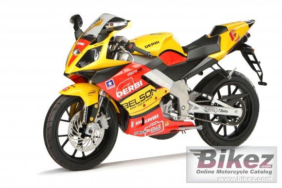 2009 Derbi GPR 50 Racing Race Replica