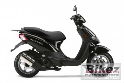 2009 Derbi Atlantis City 50 2T photo