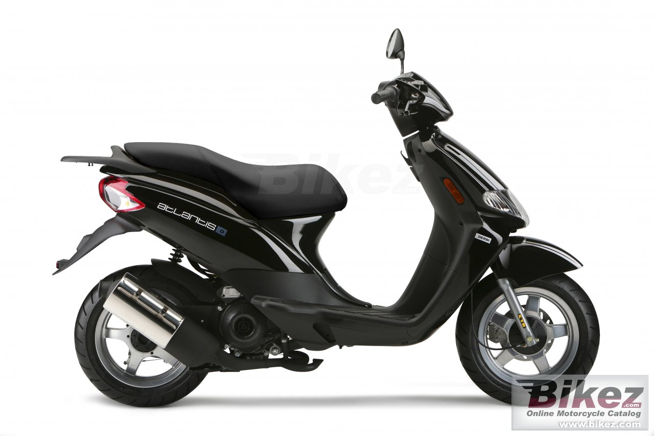 Derbi Atlantis City 50 2T