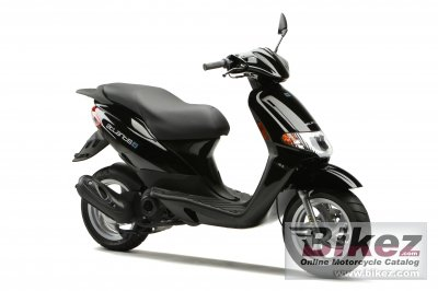 2009 Derbi Atlantis City 50 4T photo