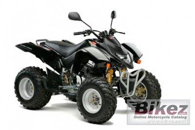 2009 Derbi DXR 250