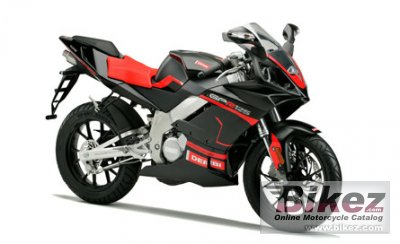 2009 Derbi GPR 125 Racing