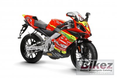 2009 Derbi GPR 50 Racing Replica Di Meglio