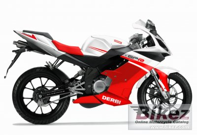 2009 Derbi GPR 50 Racing