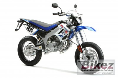 2009 Derbi Senda DRD Racing 50 SM specifications and pictures