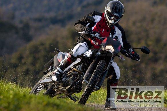 2010 Derbi Senda DRD 125 4T 4V R