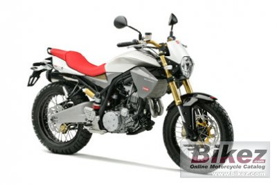 2010 Derbi Mulhacen 659 photo