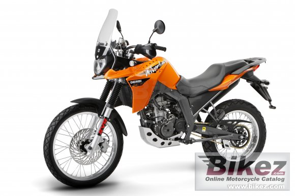 2010 Derbi Terra Adventure 125 photo