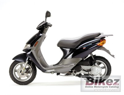 2010 Derbi Atlantis City 50 2T