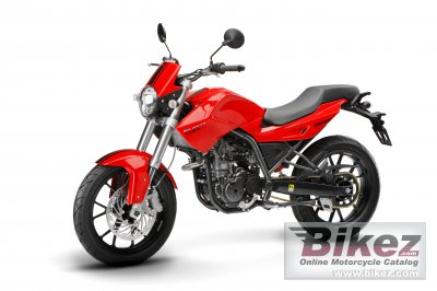 2010 Derbi Mulhacen Cafe 125