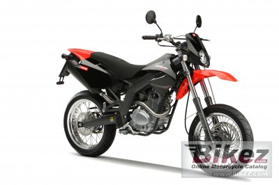 2010 Derbi Senda Baja 125 SM specifications and pictures