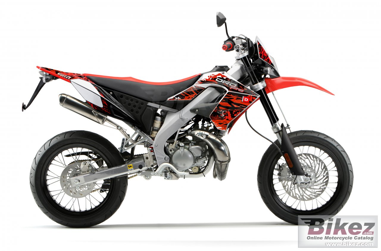 Big Derbi senda drd pro 50 sm picture and wallpaper from Bikez.com