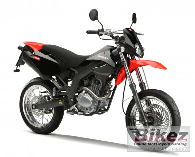 2011 Derbi Senda Baja 125 SM photo