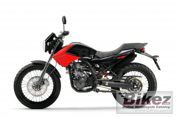 2011 Derbi Mulhacen 125 photo