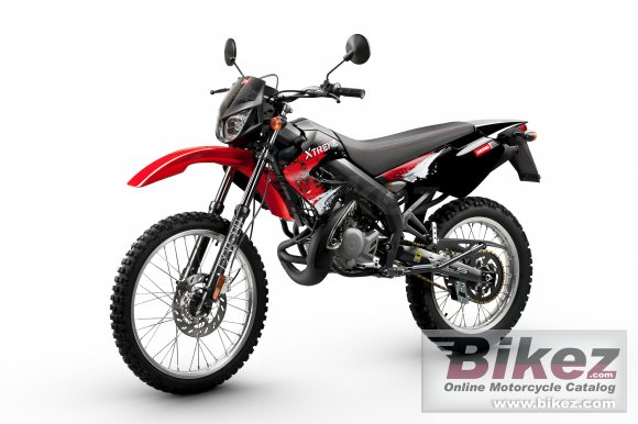 2011 Derbi Senda X-Treme 50 R photo