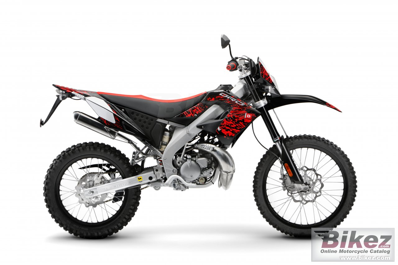 Big Derbi senda drd pro 50 r picture and wallpaper from Bikez.com