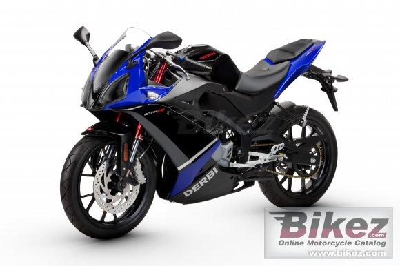 2011 Derbi GPR 50 R