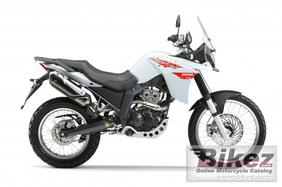 2011 Derbi Terra Adventure 125 photo