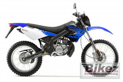 2011 Derbi Senda X-Race 50 R photo