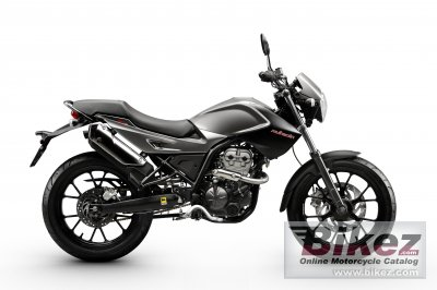2011 Derbi Mulhacen Cafe 125
