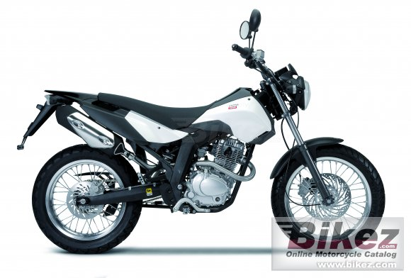 2012 Derbi Cross City 125 photo