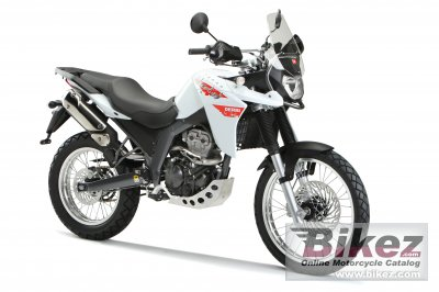 2012 Derbi Terra Adventure 125 photo