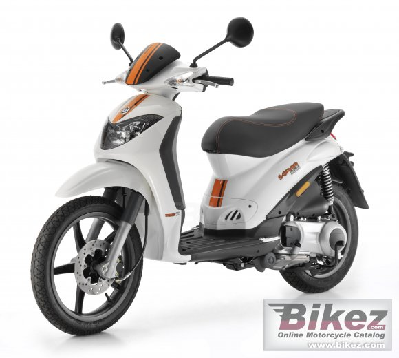 2012 Derbi Sonar 125 4T photo