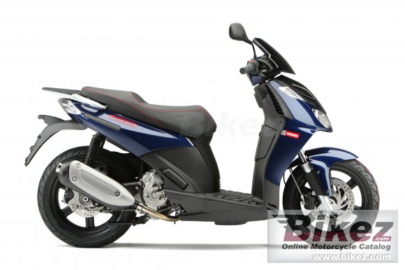 2012 Derbi Rambla 250i photo