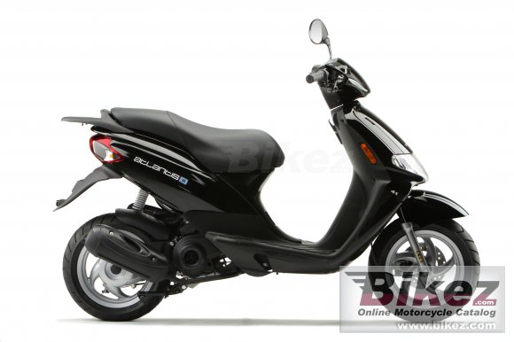 2012 Derbi Atlantis 50 4T