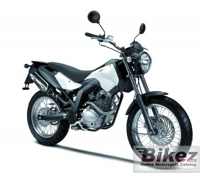 2012 Derbi Cross City 125