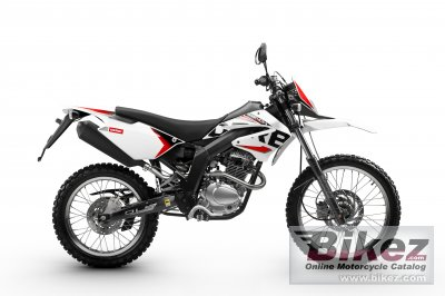2012 Derbi Senda Baja 125 R Specifications And Pictures