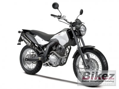 2015 Derbi Cross City 125
