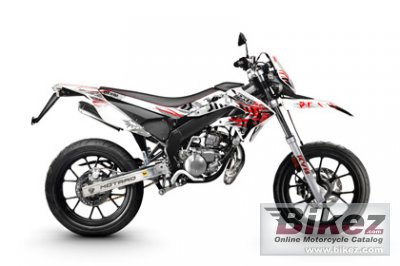 2015 Derbi Senda DRD Racing 50 SM specifications and pictures