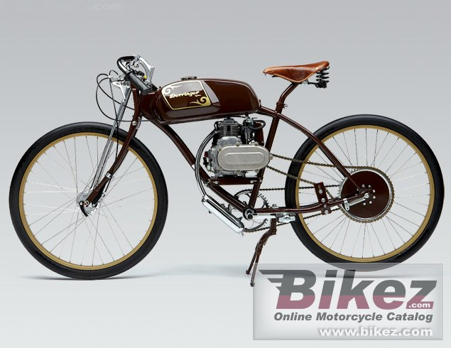 Big Derringer 50 picture and wallpaper from Bikez.com