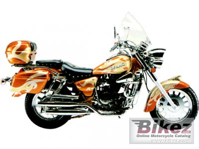 2007 DF Motor DF150 Cruiser photo