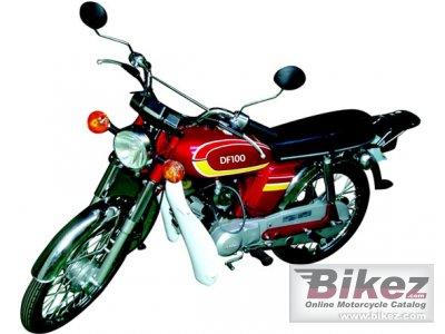 2007 DF Motor DF100