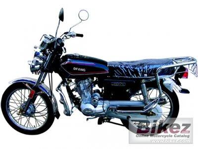 2007 DF Motor DF125