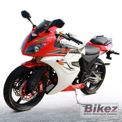 DF Motor DF250RTS | 2016 | specs & pictures