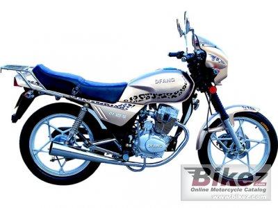 2008 Dfang DF125-16