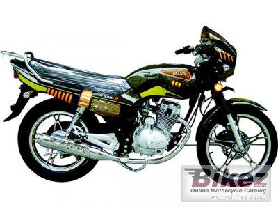2008 Dfang DF125-2