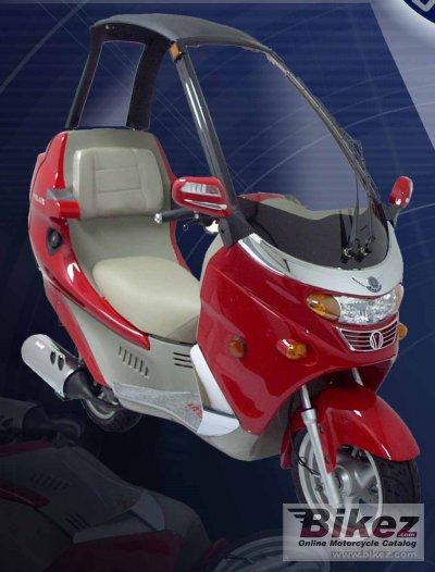 2005 Diamo Velux specifications and pictures – Diamo Velux 150 Wiring Diagram
