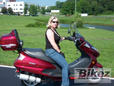 2006 Diamo Fury 150 photo