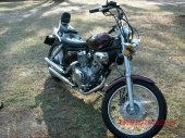 2006 Diamo Cruiser V-Twin 250
