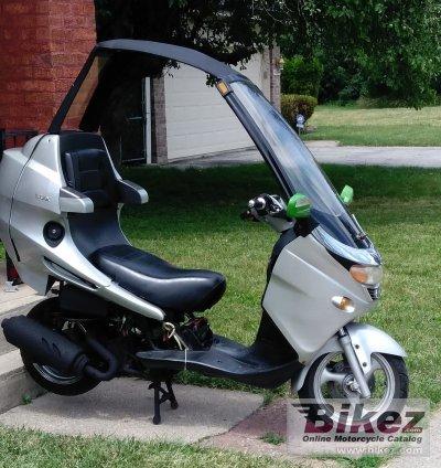 2006 Diamo Velux 250 Convertible