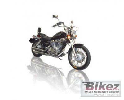 2010 Diamo Cruiser V-Twin 250 photo