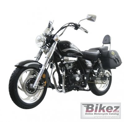 2020 Dinamo Custom 150