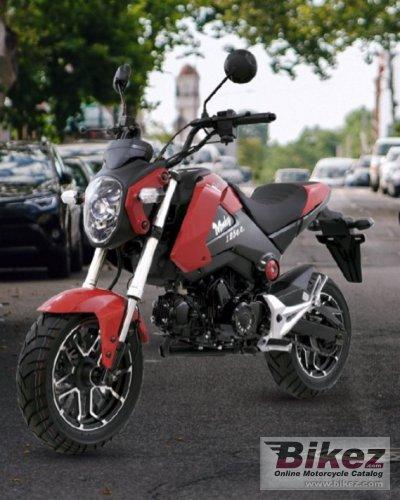 2020 Dinamo Monkey 125