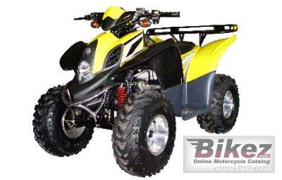 2010 Dinli Shrike DL606 50